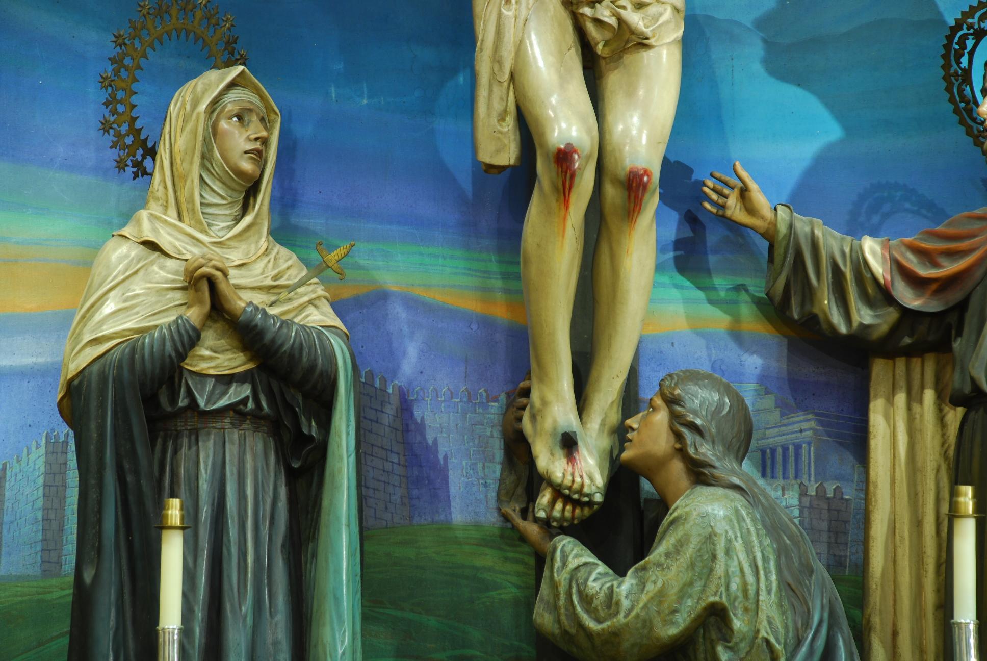 C. de la Crucifixión